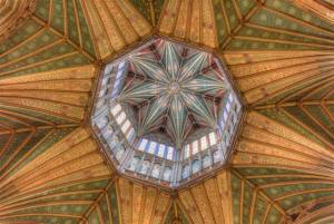 The Octagon, Ely Cathedral, one of the most awesome sights