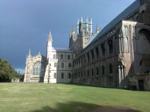 The magnificent Ely Cathedral