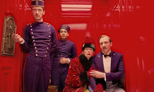 the Grand Budapest is an institution, and Gustave H is the best there is