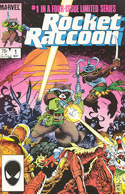 Rocket_raccoon_01 comic 1985