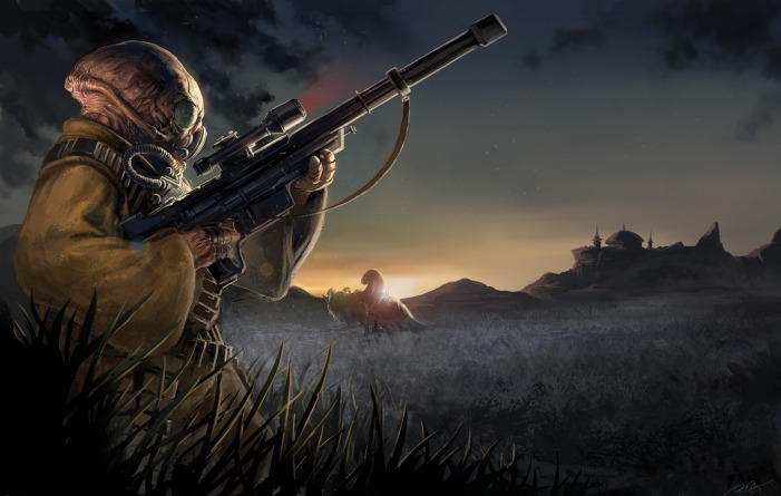 EotE_Gand_bounty_hunter_by_Palmer