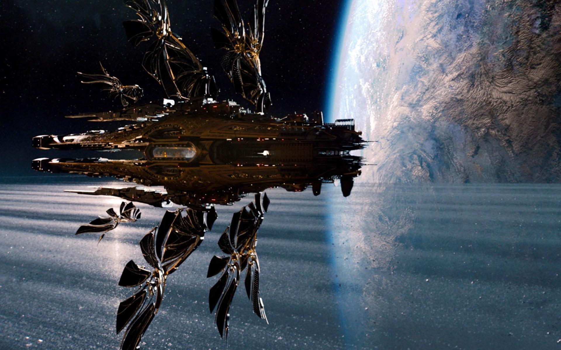 Jupiter Ascending Retina Movie Wallpaper