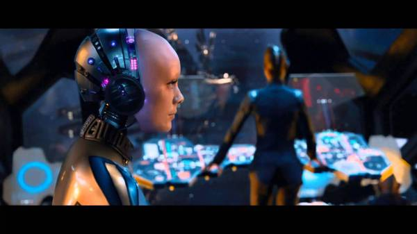 NOT EX MACHINA: Blimey Charley! Even Automata was better than this!