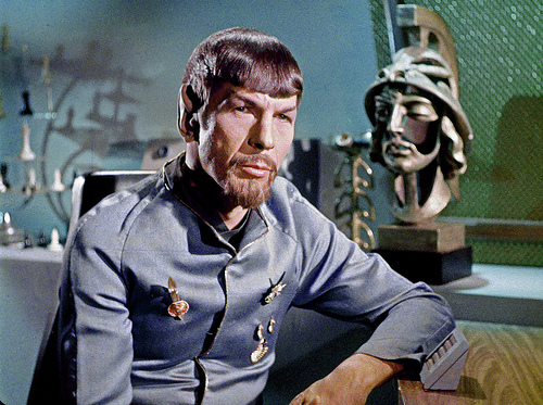 spock mirror
