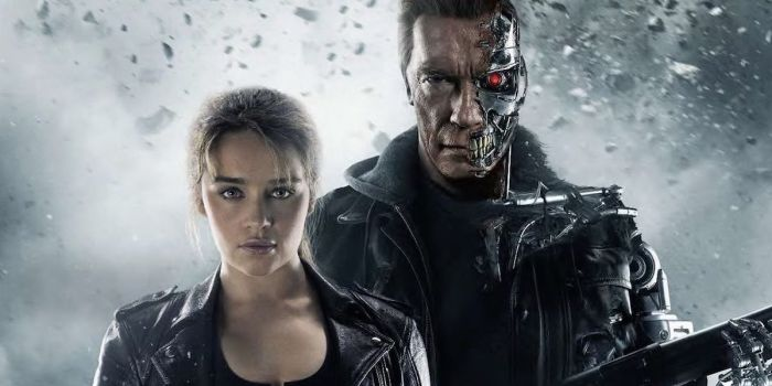 Emilia-Clarke-Arnold-Schwarzenegger-Terminator-Genisys