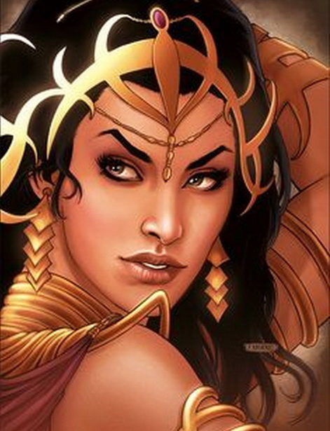 dejah-thoris-art