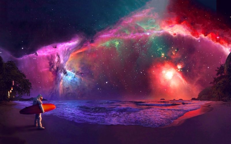 andromeda-galaxy-astronaut-art